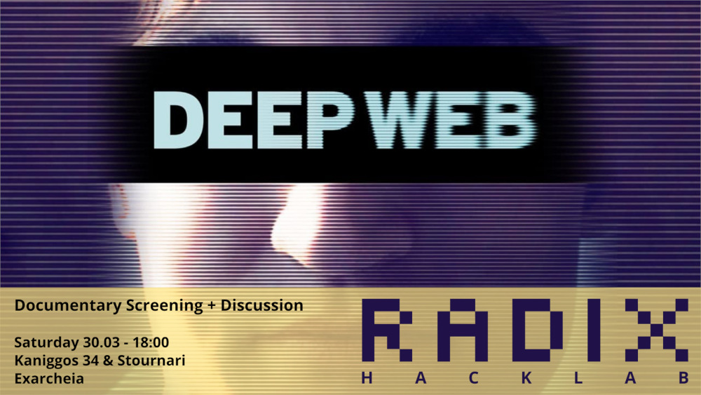 Deep Web Screening