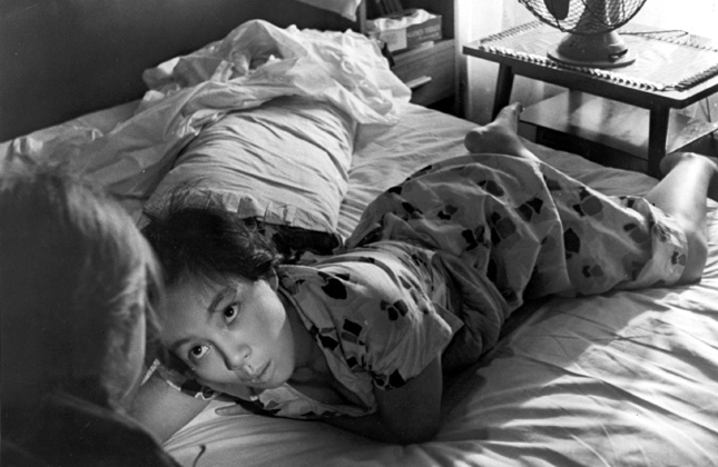 Women of Japanese New Wave: Insect Woman, Cinema of the Dam
