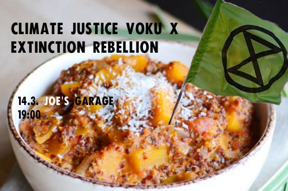 Joes Garage Amsterdam : Climate justice voku meet extinction rebellion amsterdam joes